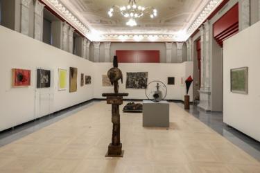 """Grande successo per la mostra """"Immaginaria. Logiche d'arte in italia dal 1949"""""""