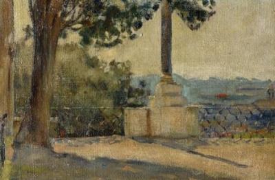 Amerigo Bartoli, (Terni 1890-Roma 1971) Belvedere