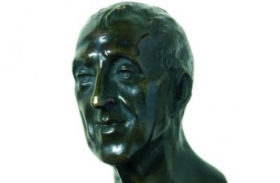 Vincenzo Gemito, (Napoli 1852-1929), Filosofo