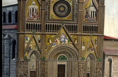 Orneore Metelli, (Terni 1872-1938), Duomo di Orvieto