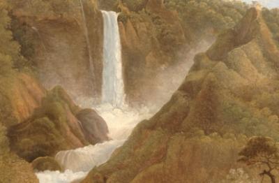 Pittore attivo tra la fine del XVIII e gli inizi del XIX secolo