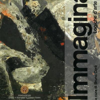 <i>Immaginaria Logiche d'arte in Italia dal 1949</i>,  Catalogo mostra a cura di Bruno Corà