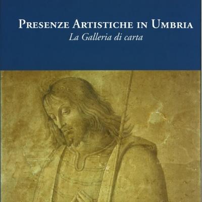 <i>Presenze Artistiche in Umbria La Galleria di carta</i>, Catalogo a cura di Marco Pierini