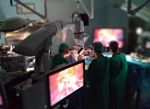 Un nuovo microscopio in 3D all'Ospedale di Terni