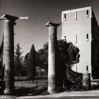 <i>Terni</i>, Fotografie George Tatge, presentazione Bruno Toscano
